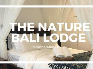 The Nature Bali Lodge by Melaka River