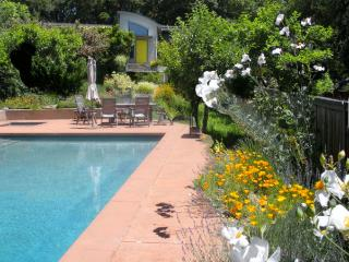 Sara's Oasis Elegant country home lrg heated pool, Sebastopol