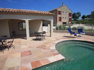 Cinsault, South of France rental cottage with pool (sleeps 2-6) (Ref: 13), Canaules-et-Argentieres
