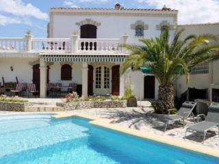 Villa Picasso, Pezenas, South of France villa rental with pool (Ref: 84)
