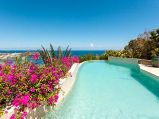 Bougainvillea, Dawn Beach Estates, St. Maarten, Philipsburg
