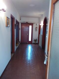 corridor, ground floor