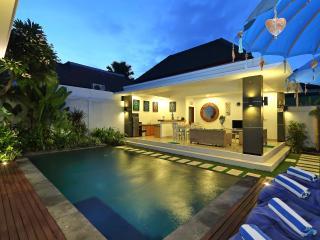 Balinese Inspired Modern Villas, Beachside Heart of Legian & Seminyak Great Valu