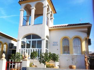 Family Friendly Spacious 3 Bed Detached Villa, Benijofar