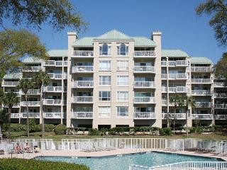 Lovely Ocean View 2 BD/2BA Barrington Ct. Villa w/ Oceanfront Pool & Hot Tub, Hilton Head