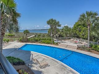 3 Bedroom Villa with Views of the Pool, Beach & Calibogue Sound! FREE TENNIS!, Carlisle