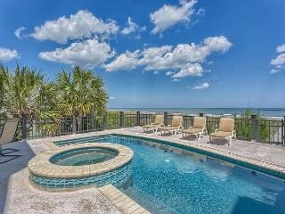 Exquisite 6 Bedroom Oceanfront Home with Pool, Spa, Billiard Room & Putt Putt, Utica