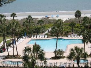 2 Bedroom Ocean View Villa with Spectacular Pool & Ocean Views!, Hilton Head
