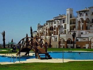 Sea View Two Bedroom Luxury Apartment in Vera