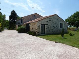 gîte rural 8-10 personnes 160 m² en Val de LOire, Les Cerqueux-sous-Passavant