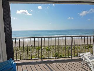 Station One - 5E Morgan - Oceanfront condo with community pool, tennis, beach