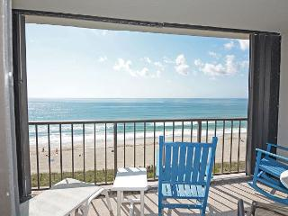 Station One - 7C Bowers - Oceanfront condo with community pool, tennis, beach, Wrightsville Beach