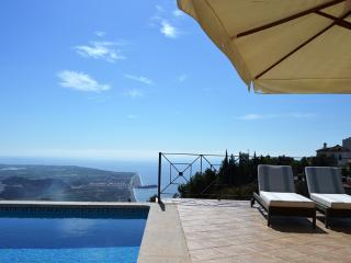 Villa with stunning panoramic views, Salobrena