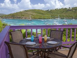 Paradise Carest, Cruz Bay