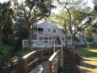 5 BR Seabrook Island Marshfront Home w/Pool + More
