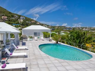 Perfect for Large Family Groups, Walk to the Beach, Pool & Jacuzzi, Ocean Views, St. Maarten