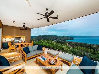 Spectacular view of the Ocean! Is located in the exclusive Peninsula Papagayo