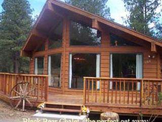 Black Bear Chalet, Ruidoso