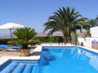 Ferienhaus des Landgutes Finca Lomas de Tienda im Herzen von Andalusien