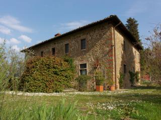 Stunning villa in in Chianti with pool, L'Iris