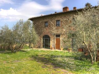 Stunning villa in in Chianti with pool, L'Olivo