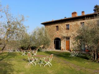 Stunning villa in in Chianti with pool, Margherite
