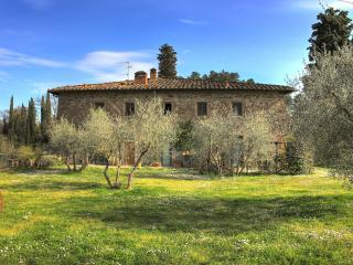 Stunning villa in in Chianti with pool, Le Camelie