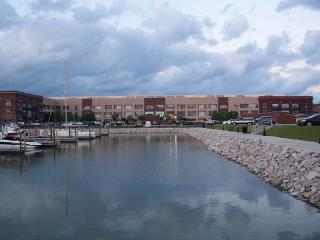 Chesapeake Lofts, Sandusky Bay/Marina View Condo
