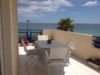 Front Line Apartment ,Mil Palmeras Beach, Pilar de la Horadada