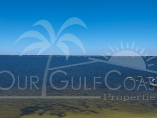 Panoramic Gulf and Bay View, Portofino Island, Pensacola Beach