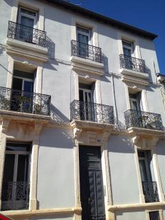 la façade refaite en 2013