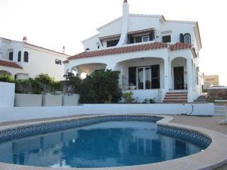 casa con espectaculares vistas al mar, Arenal d'en Castell