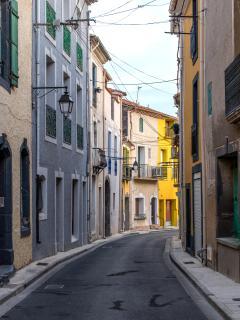Streets of Marseillan