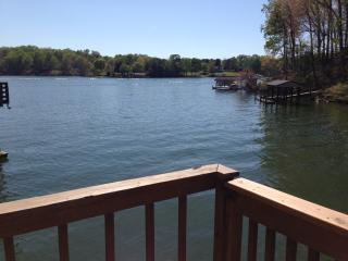 Beautiful 5BR 4 BA Lakefront Home sleeps 12, Moneta