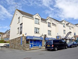Apartment 1, Barton Court located in Woolacombe, Devon