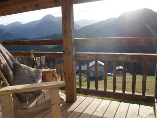 Couples gem, near Morzine, La Cote-d'Arbroz