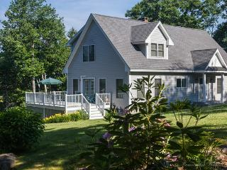 Immaculate And Very Private Boothbay Region Waterfront Home