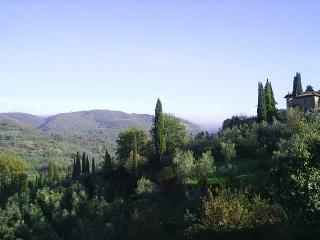 Villa Luce: Chianti countryside near Florence