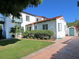 Elegant 1920s Spanish Home, Coronado
