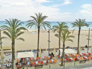 Playa de Sant Joan Alicante 1ª línea. 6 personas. WIFI