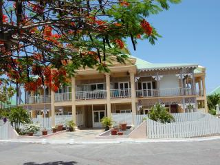 la villa Créole