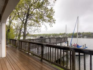 3BR Annapolis Home on Oyster Creek w/Amazing Views