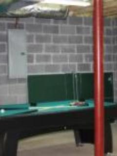 Game Room, Pool, Darts Ping Pong and  Music