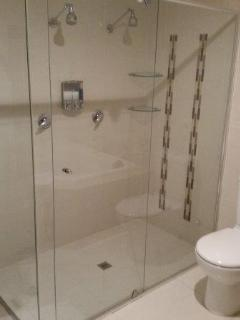 Double Shower