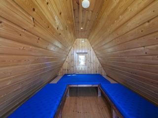Linwater Caravan Park - Timbertent Glamping Pod