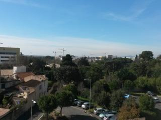 Nice apartment between sea and town center, Montpellier
