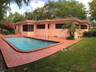 3/2, 3 Beds, Pool Home, Coral Gables, Mantua, Miami