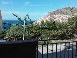 Appartamento vista castello e mare a Castelsardo