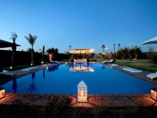 belle villa, Marrakech