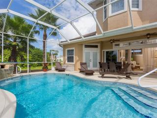 Seas the Day, 3 Bedrooms, Private Pool, Sleeps 8, Palm Coast